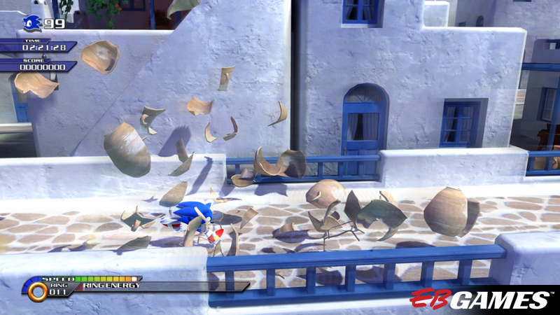 Sonic Unleashed - Screenshot 4