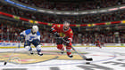 NHL 09 - Screenshot 1