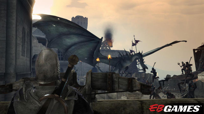 Lord of the Rings: Conquest - Screenshot 2