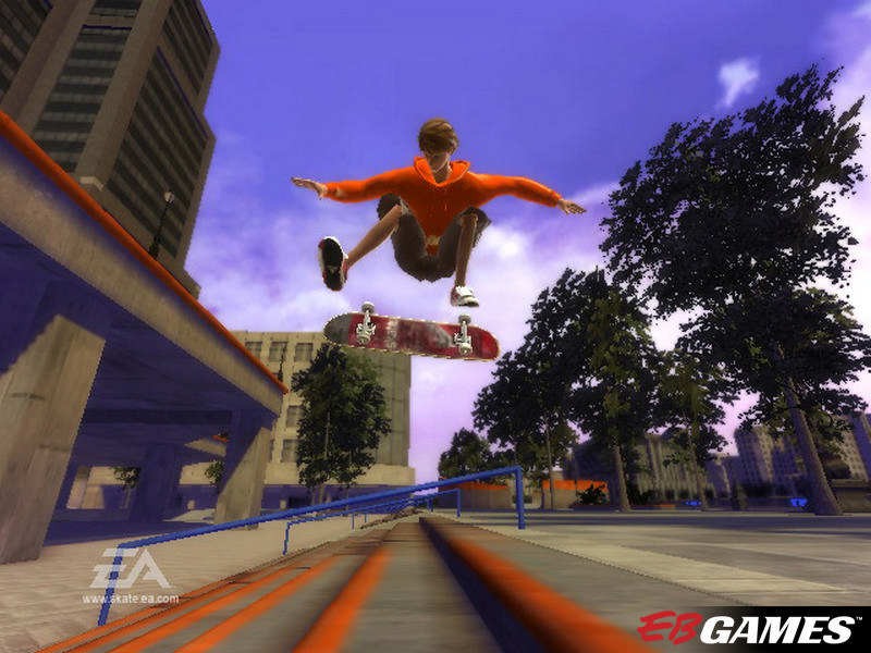 Skate It - Screenshot 1