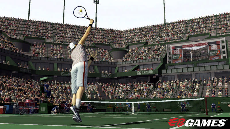 Smash Court Tennis 3 - Screenshot 5