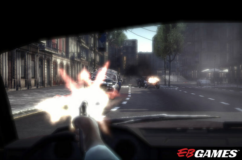 Wheelman - Screenshot 4
