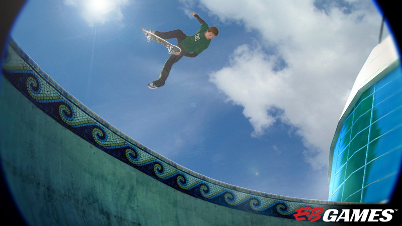 Skate 2 - Screenshot 2