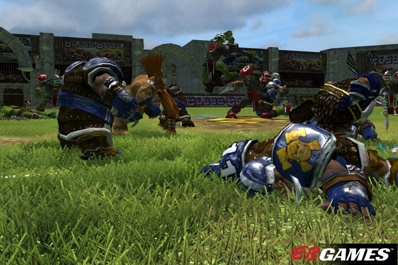 Blood Bowl - Screenshot 6
