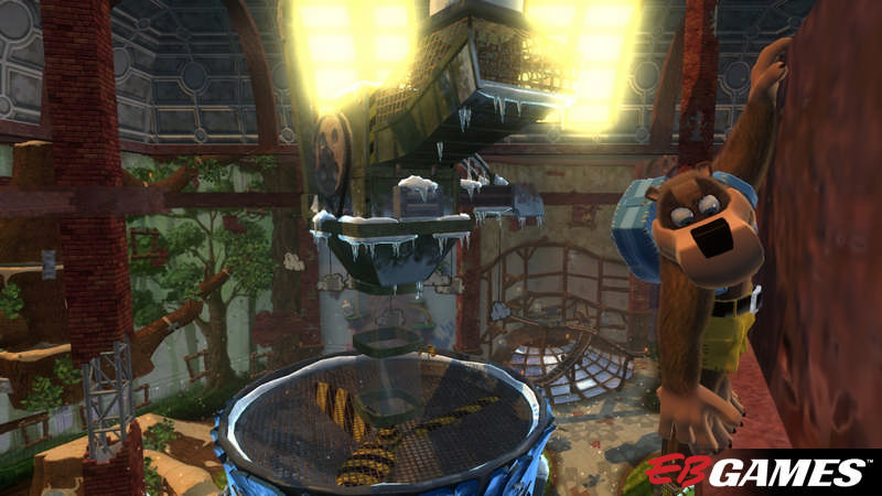 Banjo-Kazooie: Nuts & Bolts - Screenshot 4