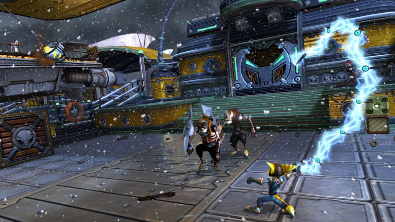 Ratchet & Clank Future: Quest for Booty - Screenshot 2