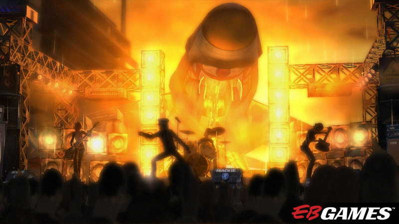 Guitar Hero World Tour - Screenshot 4
