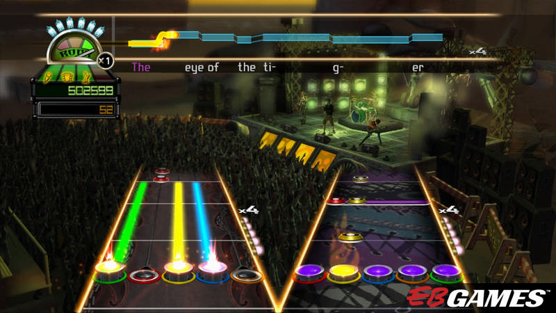Guitar Hero World Tour - Screenshot 6