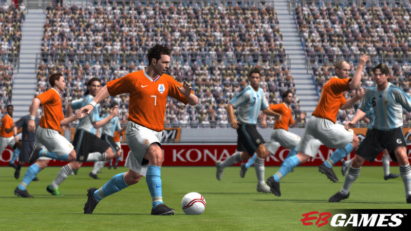 Pro Evolution Soccer 2009 - Screenshot 5
