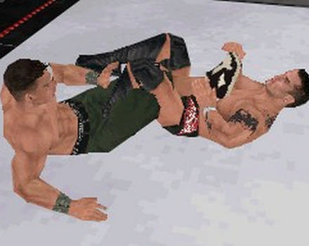 WWE Smackdown vs Raw 2009  - Screenshot 4