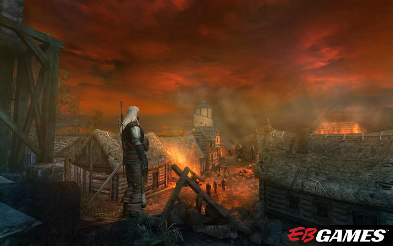 The Witcher: Enhanced Edition - Screenshot 3