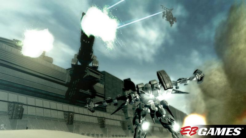 Armored Core for Answer - Screenshot 8