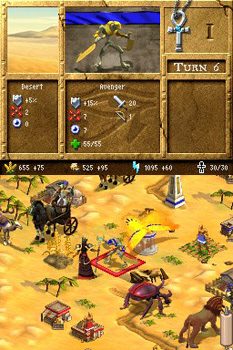 Age of Empires: Mythologies - Screenshot 5