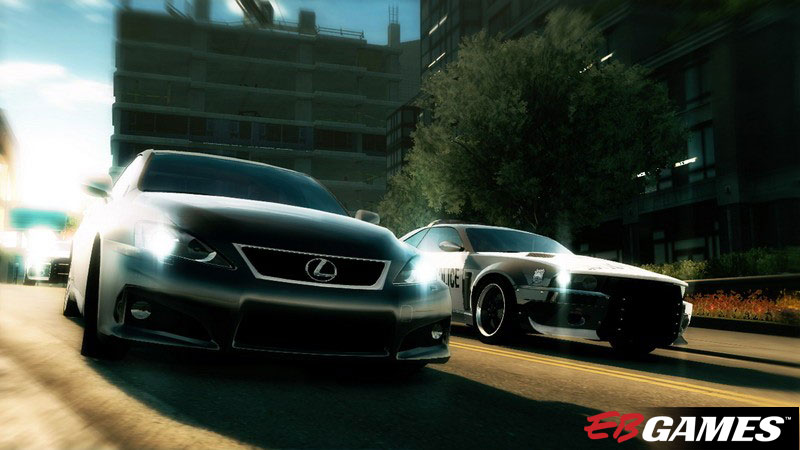 Need For Speed Undercover - Screenshot 3