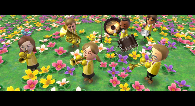 Wii Music - Screenshot 3