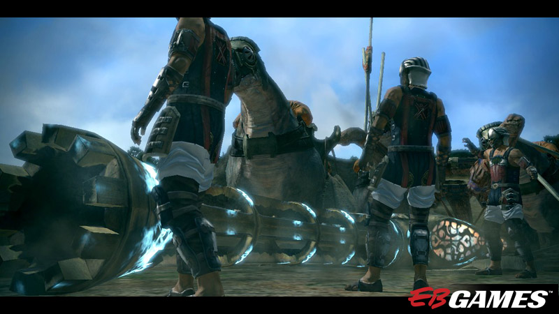 Last Remnant - Screenshot 5