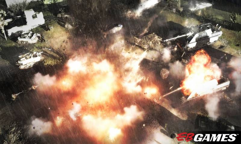 Company of Heroes: Tales of Valor - Screenshot 2