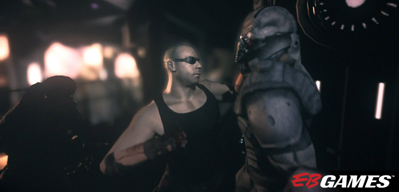 The Chronicles of Riddick: Assault on Dark Athena - Screenshot 3