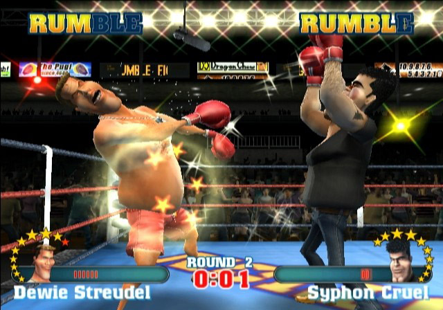 Ready 2 Rumble Revolution - Screenshot 3