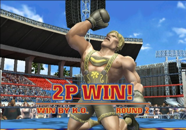 Ready 2 Rumble Revolution - Screenshot 4