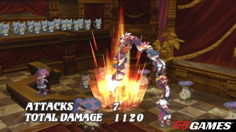 Disgaea Triple Play Collection - Screenshot 8
