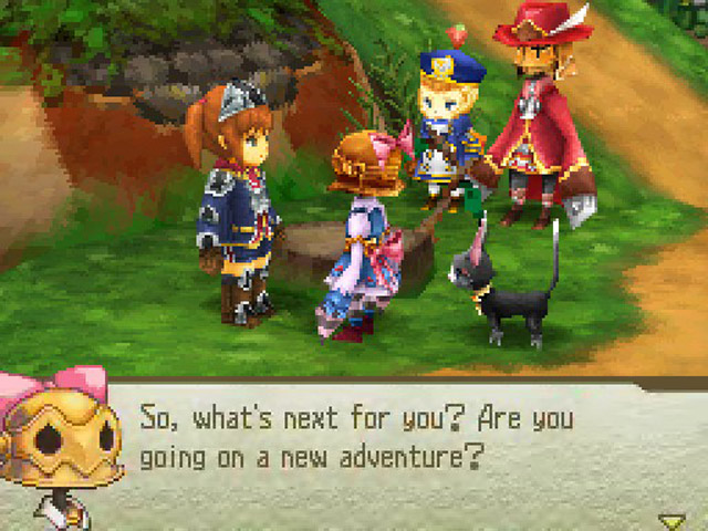 Final Fantasy Crystal Chronicles: Echoes of Time - Screenshot 5
