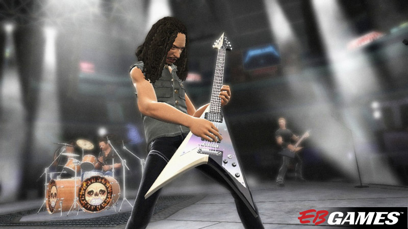 Guitar Hero: Metallica Standalone - Screenshot 3
