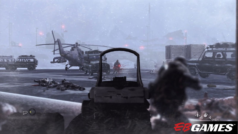Call of Duty: Modern Warfare 2 - Screenshot 4