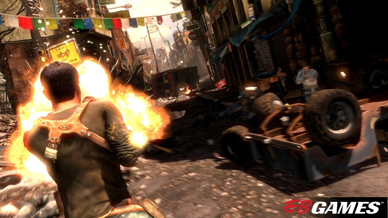Uncharted 2: Among Thieves - Screenshot 5