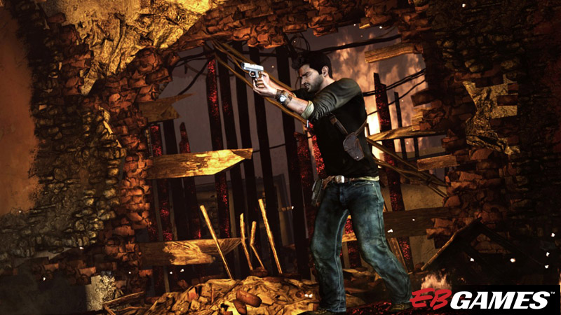 Uncharted 2: Among Thieves - Screenshot 8