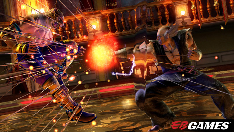 Tekken 6 - Screenshot 6