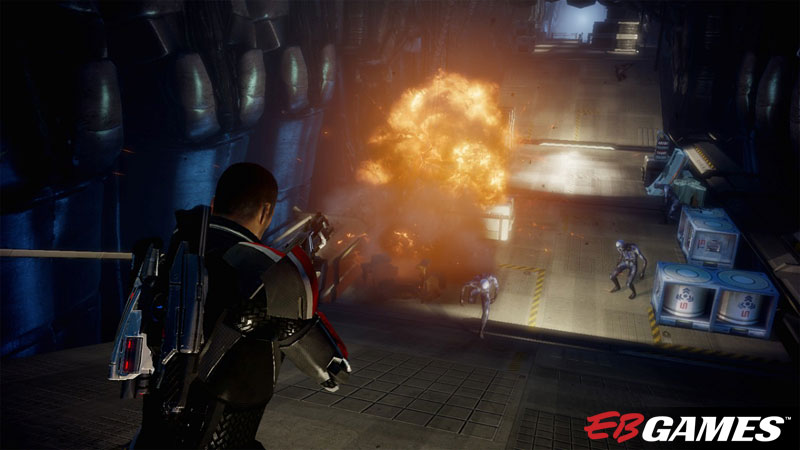 Mass Effect 2 - Screenshot 1