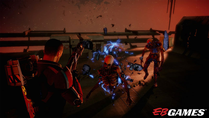 Mass Effect 2 - Screenshot 2