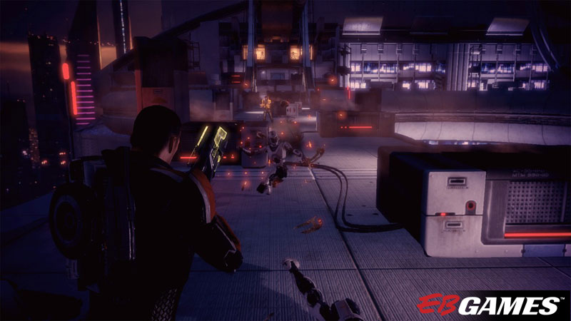 Mass Effect 2 - Screenshot 3