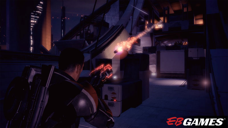 Mass Effect 2 - Screenshot 4