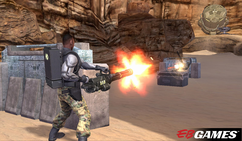 G.I. Joe: The Rise of Cobra - Screenshot 6