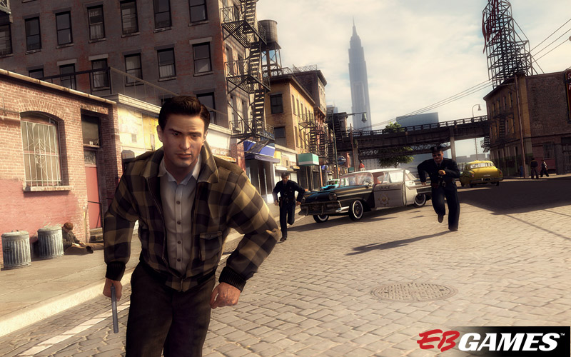 Mafia II - Screenshot 3