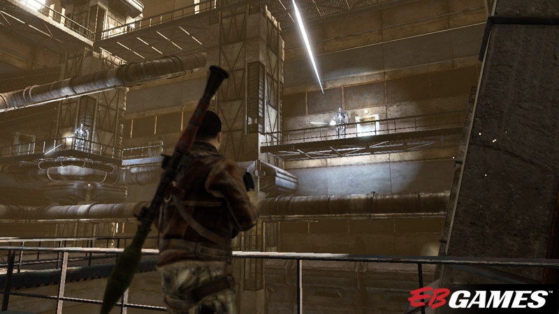 Terminator Salvation: The Videogame - Screenshot 3