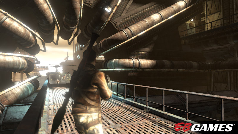Terminator Salvation: The Videogame - Screenshot 4