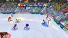 Mario & Sonic at the Olympic Winter Games - Screenshot 1