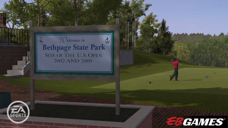 Tiger Woods PGA Tour 10 - Screenshot 5
