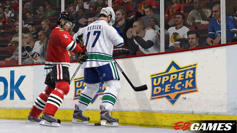 NHL 10 - Screenshot 4