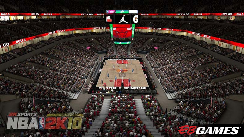 NBA 2K10 - Screenshot 2
