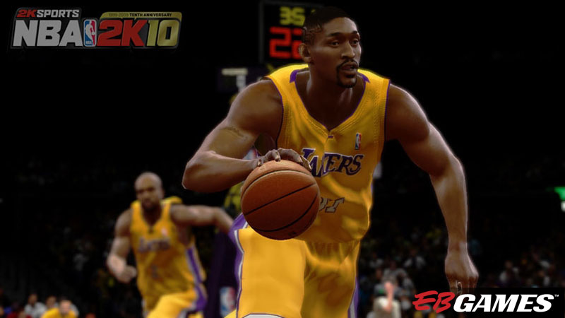 NBA 2K10 - Screenshot 5