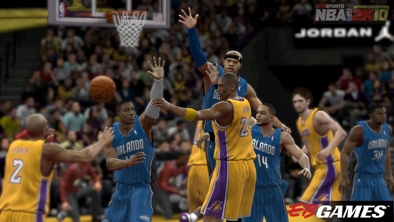 NBA 2K10 - Screenshot 8