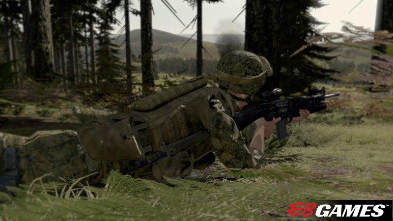 ARMA II: Combined Operations - Screenshot 6