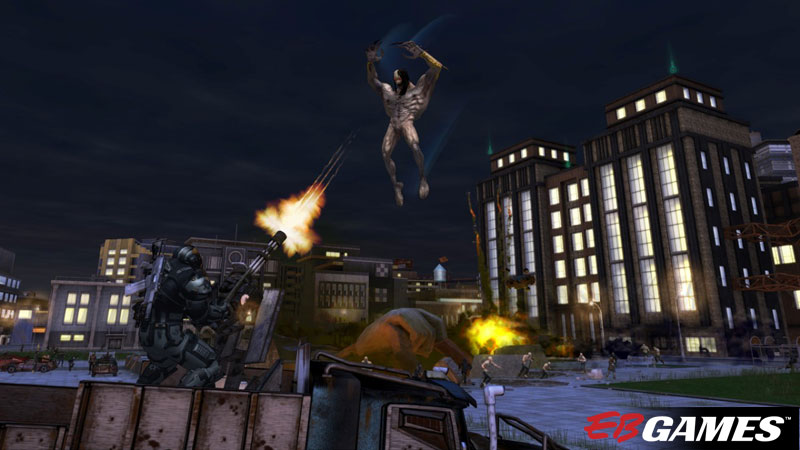 Crackdown 2 - Screenshot 4