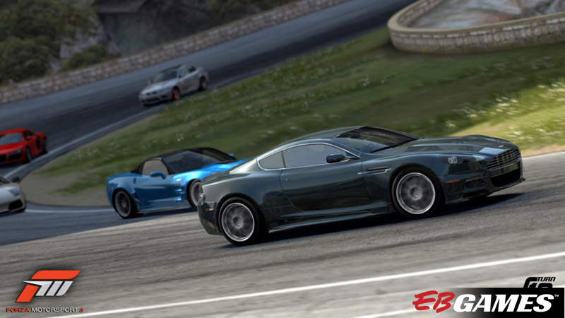 Forza Motorsport 3 - Screenshot 1