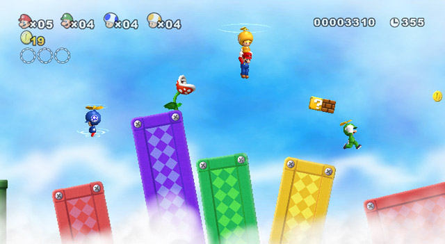 New Super Mario Bros. - Screenshot 3