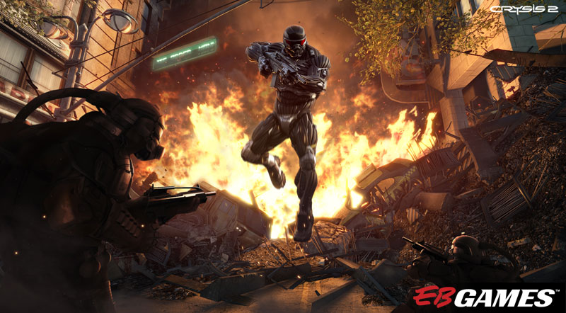 Crysis 2 - Screenshot 2